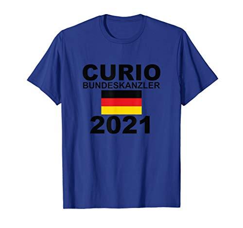 Gottfried Curio Bundeskanzler 2021 Deutschland Politisches T-Shirt