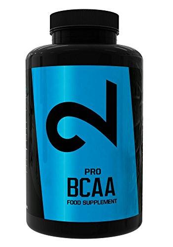 DUAL Pro BCAA|Alte dosi di leucina, isoleucina e valina in rapporto ottimale 2 1 1|150 compresse Vegene|Con l'aggiunta di vitamina B6 per aiutare l'assorbimento|Lab testato|Senza additivi|Made in UE