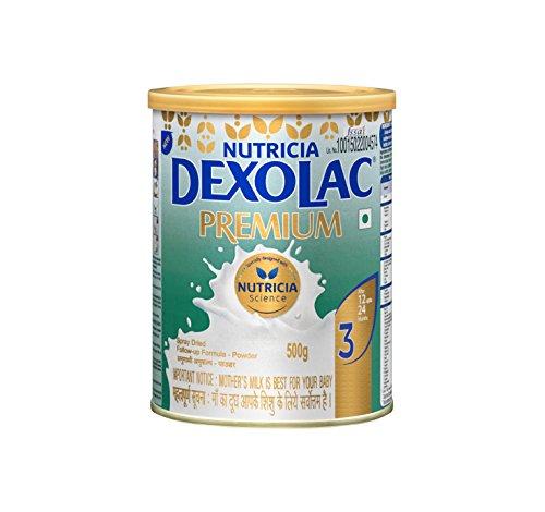 Dexolac Premium 3 Follow Up Formula – 500 g