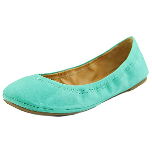 lucky-brand-emmie-mujer-us-5-verde-zapatos-planos