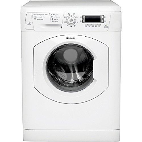 Hotpoint WMAO743P 7kg 1400rpm Freetsanding Washing Machine - White
