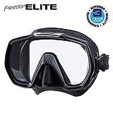 TUSA Freedom Elite-Maske, Schwarz