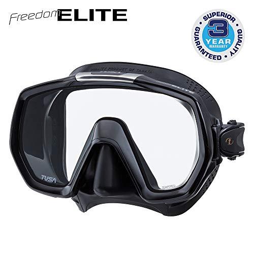 TUSA Freedom Elite–Maske, Schwarz