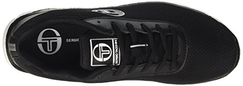 Zapatillas De Running Sergio Tacchini Babel W-plus, Negro Para Hombre