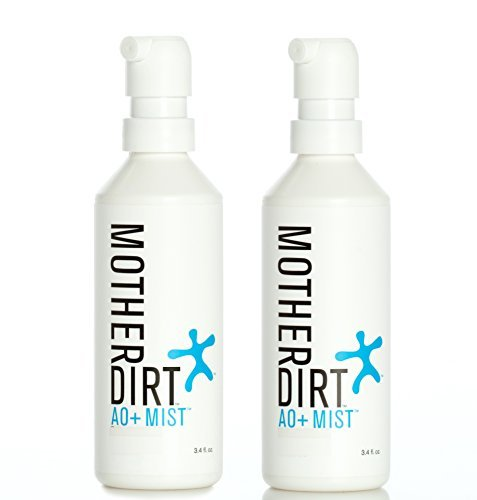 Mother Dirt AO+ Mist Skin Probiotic Spray, Preservative-Free, 3.4 fl oz (2-Pack) - 4 Bath Body Works