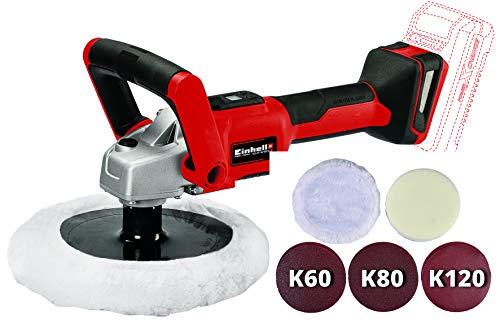 Einhell 2093320 CE-CP 18/180 Li E-Solo Akku-Polier- / Schleifmaschine