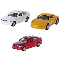 ★ 1:43 Pull Back Car Model Alloy Diecast Baby Toy Vehicle Children Kids Christmas Birthday Gift