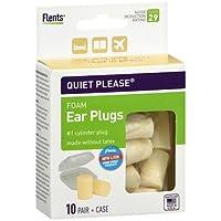 Flents Quiet Please Comfort Ohrstöpsel, Schaumstoff, 10 Paar preisvergleich bei billige-tabletten.eu