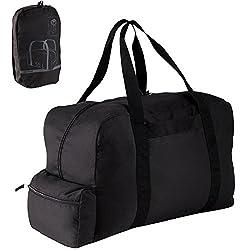 Newfeel Travel Bags (Black) - 55L