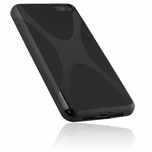 Fire Kindle Ohne Kamera-tasche (mumbi X-TPU Schutzhülle für Amazon Fire Phone Hülle)