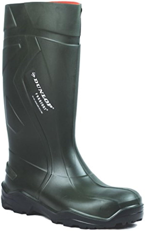 Dunlop Purofort + C762933 stivali stivali stivali di sicurezza verde taglia 13 | il prezzo delle concessioni  | Uomo/Donna Scarpa  08364a