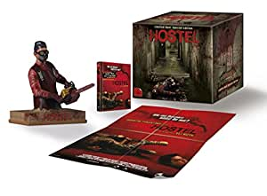 Hostel (Limited Bust Special Edition inkl. Mediabook + Figurine + Poster) (exklusiv bei Amazon.de) [Blu-ray] [Limited Edition]