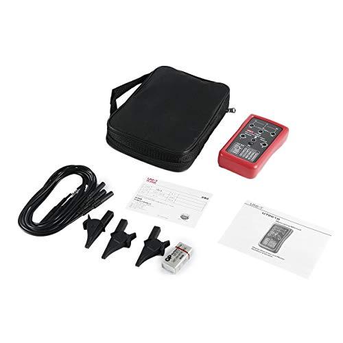 Comomingo Dreiphasensequenz-Drehrichtungsindikator für Digitalmultimeter (rot & grau) -