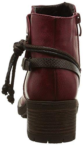 Rieker99469-35 - Stivali Donna Rosso (rosso)