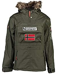 Geographical Norway - Women s Ski Jacket - Color Green (kaki) - Size Large 610174547bb