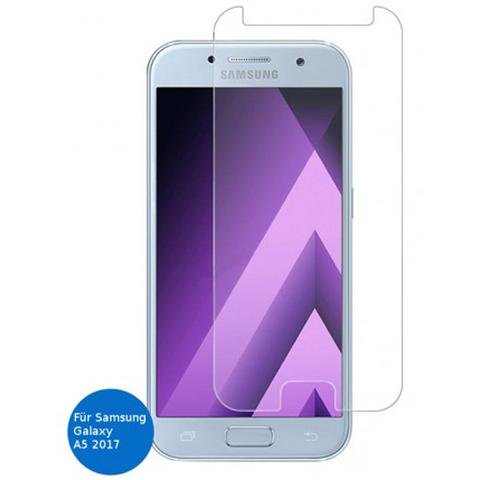 Samsung Galaxy A52017-[Pro-Mobile] 2x Premium Echtes Sekuritglas Displayschutzfolie Zwei Pack Combo Combo Premium Screen Protector