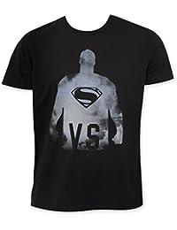 Superman Junk Food Batman v Vs Tee Shirt