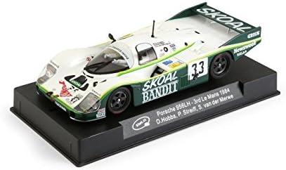 Slot.it CA02h Porsche 956LH - n°33 3rd 24h Le Mans 1984 | Sélection Large