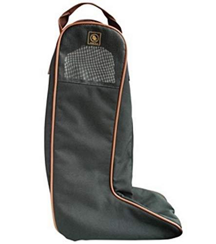 BR Stiefeltasche, Farbe:schwarz