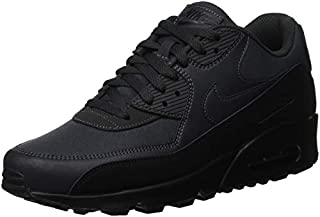 Nike Men's Air Max 90 Essential Gymnastics Shoes, Black (Black/Anthracite 009), 11.5 UK (B07CYWKZMZ) | Amazon price tracker / tracking, Amazon price history charts, Amazon price watches, Amazon price drop alerts