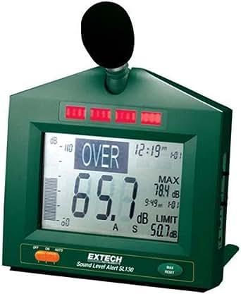 Extech SL130G Alerte de niveau sonore avec alarme