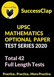 UPSC Civil Service Mathematics Optional Paper TEST SERIES 2020: UPSC Mathematics Optional Paper Test Series 20