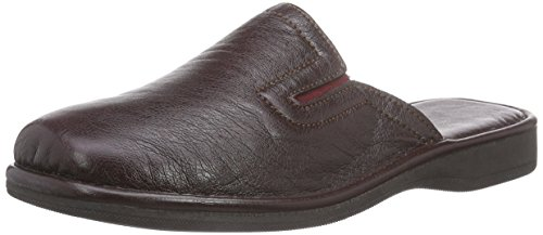 Hans Herrmann Collection HHC 11U1141-70, Pantofole uomo Rosso (Rot (bordeaux))