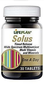 PromoPharma Lifeplan Solus Multinutriente 30 Tavolette