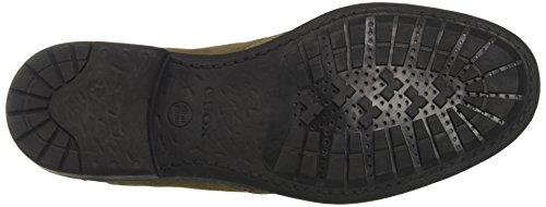 Geox Herren U Jaylon B Chelsea Boots Beige (Dove Grey)