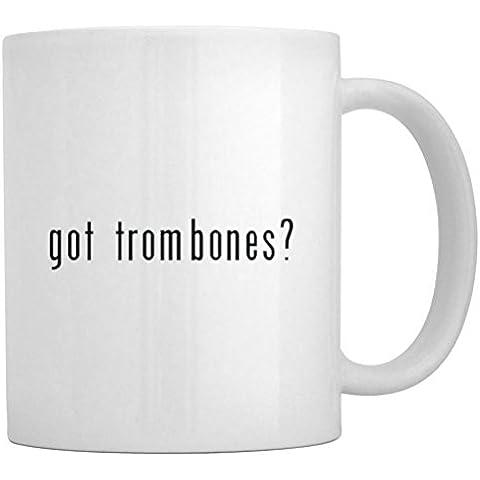 Teeburon Got Trombone? Taza