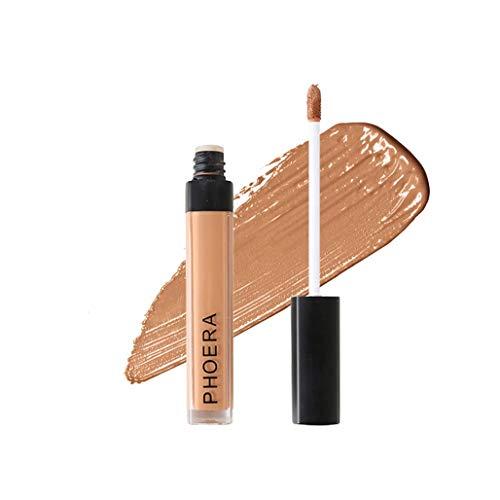 Xshuai® PHOERA Maquillage Correcteur Liquide Hydratant Correcteur Correcteur HD Haute Définition Maquillage Cosmétique pour Femme Fille, 06#