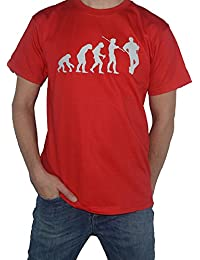 Evolution Snooker T-Shirt - Evolution of Man - Pool Player Tee / Top by My Cup Of Tee