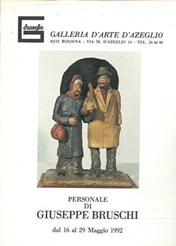 Personale di Giuseppe Bruschi.