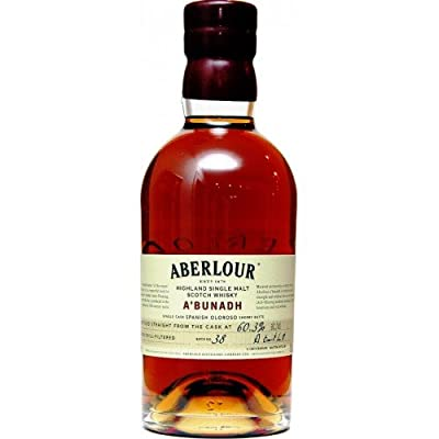 Aberlour a'Bunadh Batch 45 Single Malt Scotch Whisky 70cl Bottle