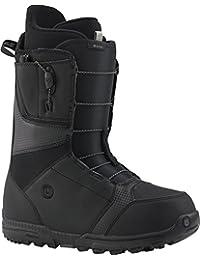 Burton Boots moto black - Botas de snowboarding, color negro, talla 42 (9)