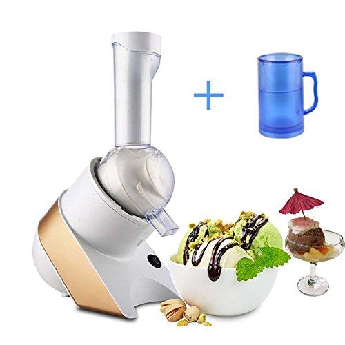 Haushalt Automatische Eis Maschine DIY Eis Maschine Kinder Fruchtkegel Maschine Senden Eis Tasse
