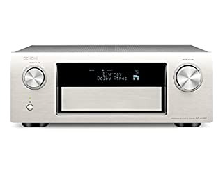 Denon AVR-X4100W 7.2 Surround-AV-Receiver (WLAN, Spotify Connect, 4K, Denon Link HD, Dolby Atmos, Auro-3D ready, 3HDMI out, 200 Watt) premiumsilber (B00MO6P94K) | Amazon price tracker / tracking, Amazon price history charts, Amazon price watches, Amazon price drop alerts