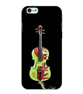 Fuson Designer Back Case Cover for Apple iPhone 6s Plus :: Apple iPhone 6s+ (The violine theme)