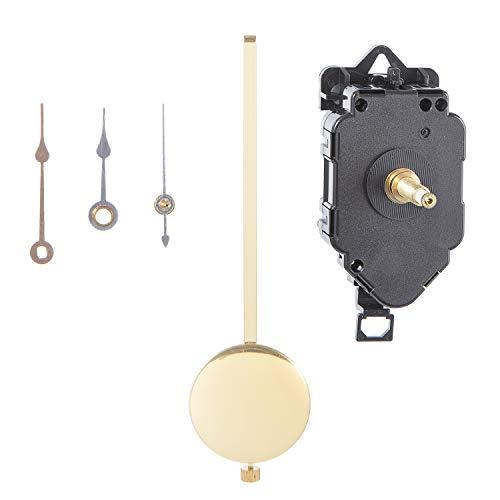 Walnuss Hohl verschiedenen Pendel Uhrwerk Bluetooth für 1,9Oberflächen
