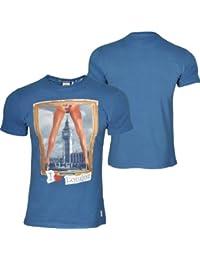 Tee Shirt Japan Rags Spread Bleu Navy