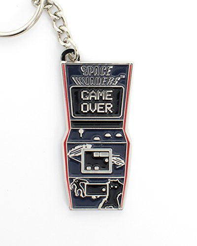Space Invaders Official Keyring / Keychain