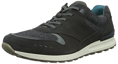 Ecco Cs14, Baskets Basses Homme Multicolore (MOONLESS/BLACK-WHITE59698)