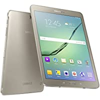 Samsung Galaxy Tab S2 VE 9.7 Inch Wi-Fi Tablet, (Gold), (Octa-Core 1.9 GHz, 3 GB RAM, 32 GB ROM, Android 6.0), UK Version