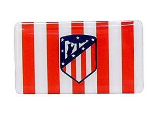 Atlético de Madrid- Imán Escudo, Multicolor (CYP IM-20-ATL)