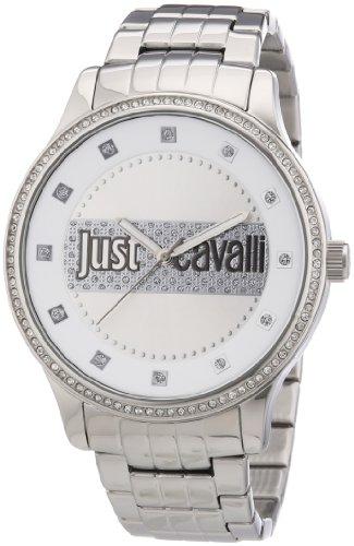 Just Cavalli Reloj analogico para Mujer de Cuarzo con Correa en Acero Inoxidable R7253127505