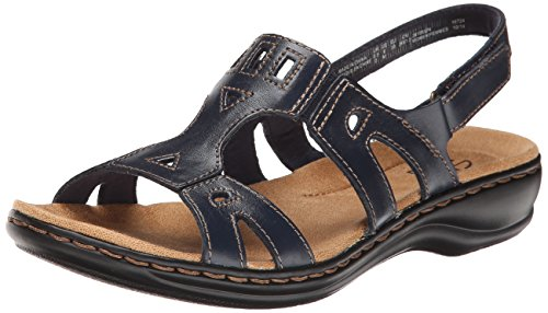 Clarks Leisa Annual Sandale Navy