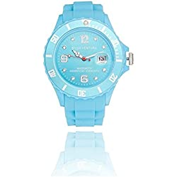 MUSAVENTURA Watch Analogue Display and Silicone Strap REF 159_195