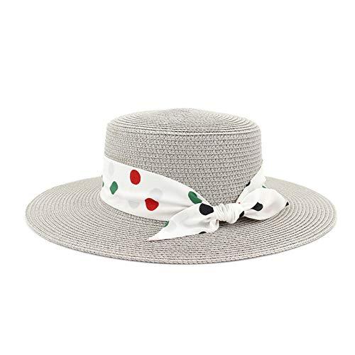 zlhcich Sombreros de Sol para Hombres Sombreros de Sol para Hombres Sombrero de wboy para Sombrero Occidental Hombre Gorras de Vaquero Tamaño 58C Grupo C6-AYW
