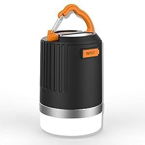 led lanterne de camping tanche usb rechargeable lampe d 39 urgence lanterne lampe torche avec 8800. Black Bedroom Furniture Sets. Home Design Ideas