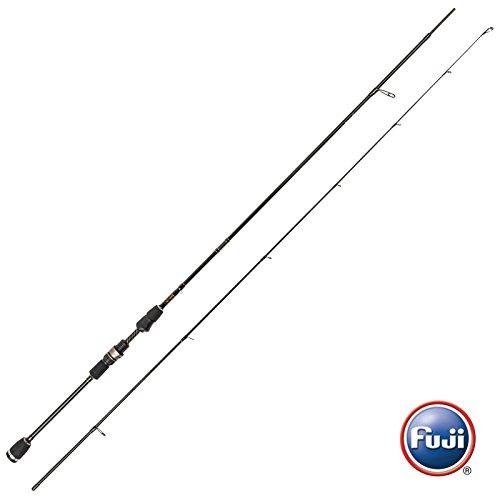 Westin W3 Streetstick 183cm UL 1-5g - Ultra Light Rute für Barsche & Forellen, Spinnrute zum Spinnfischen, Barschrute Forellenrute